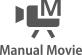 Commandes d'ouverture, d'obturation et ISO pour les vidéos