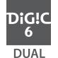 2processeurs DIGIC6