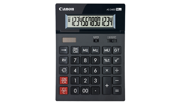 Calculators Range Image